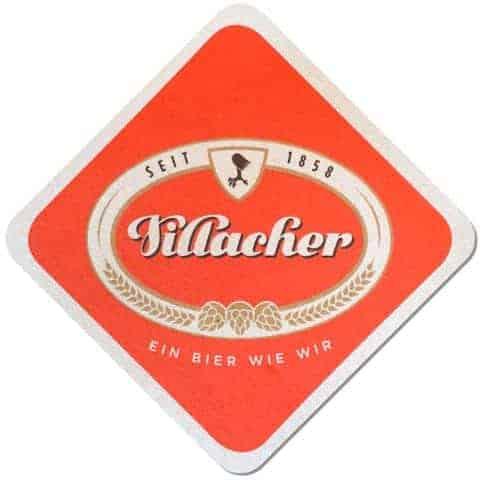 Villacher Beer Mat