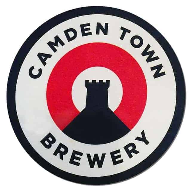 Camden Town Brewery Beer Mat