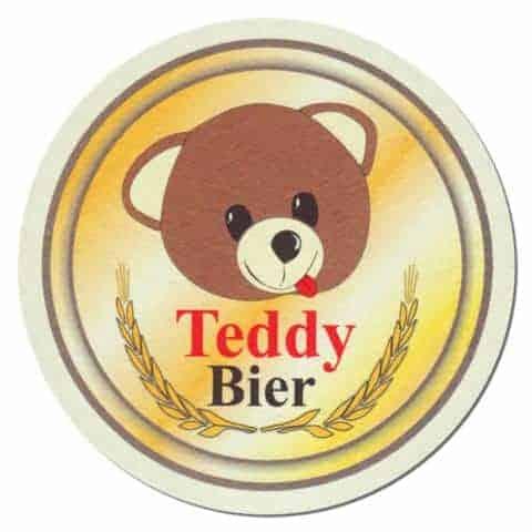 Teddy Bier Drip Mat
