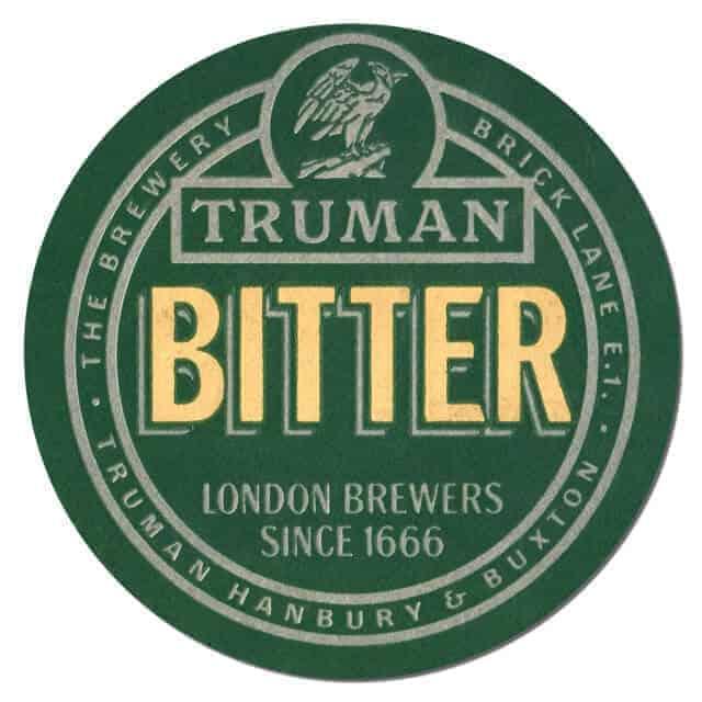 Truman Bitter Drip Mat