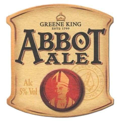 Abbot Ale Coaster