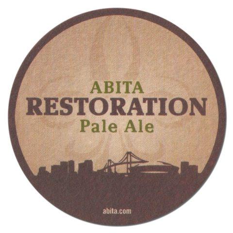Abita Restoration Pale Ale Drip Mat