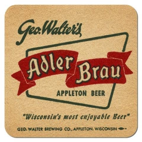 Adler Brau Coaster