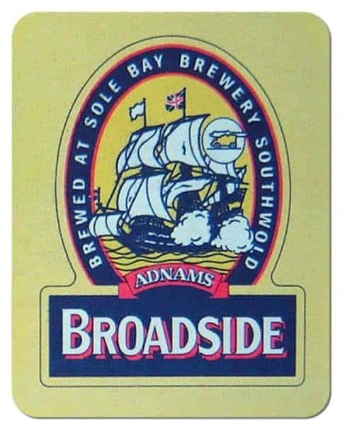 Adnams Broadside Drip Mat