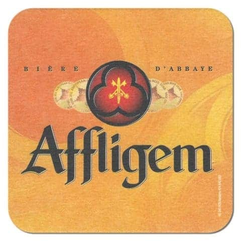 Affligem Beer Mat