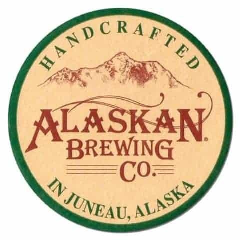 Alaskan Brewing Company Beer Mat