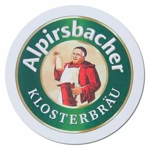 Alpirsbacher Beer Mat
