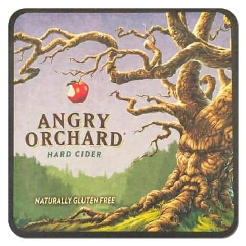 Angry Orchard Cider Drip Mat