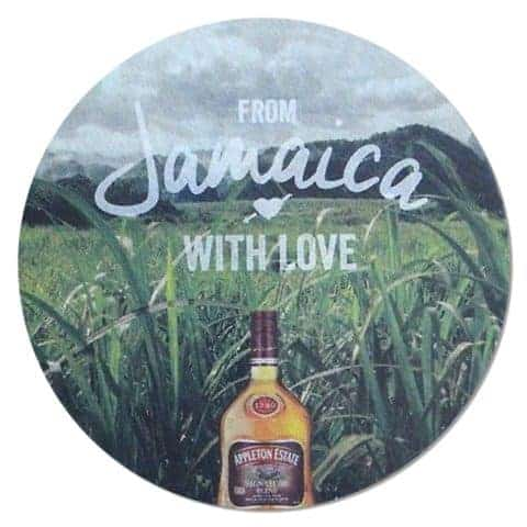 Appleton Estate Rum Coaster