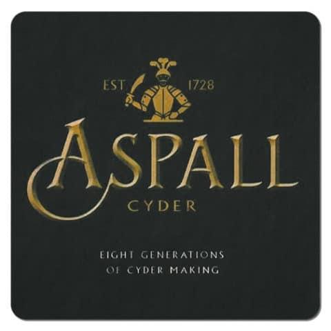 Aspall Cyder Coaster