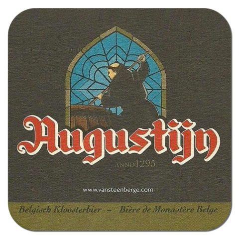 Augustijn Beer Mat Front