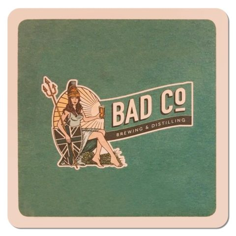 Bad Co Brewing Drip Mat