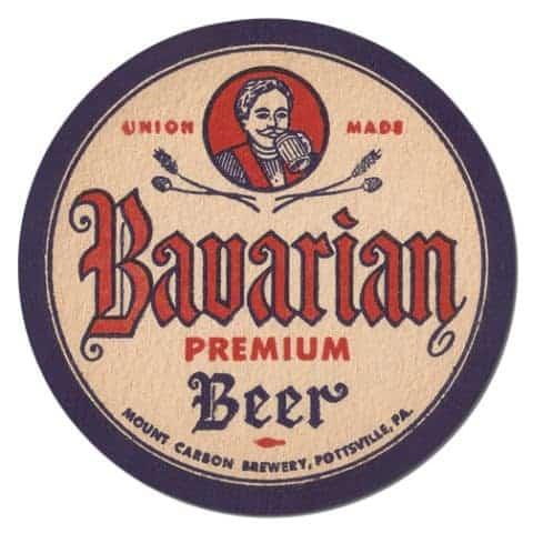 Bavarian Premium Beer Drip Mat