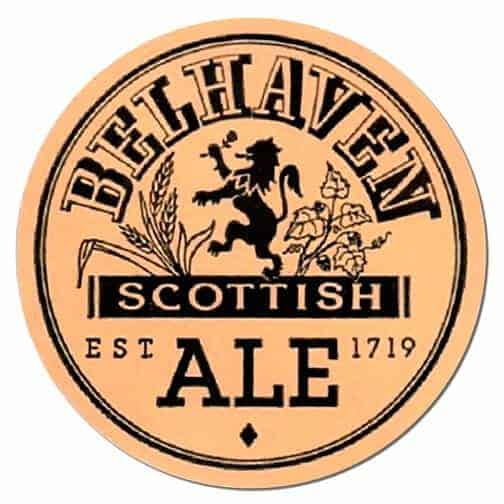 Belhaven Scottish Ale Beer Mat