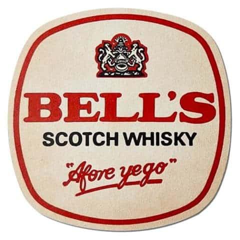 Bells Scotch Whisky Coaster