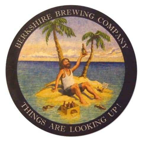 Berkshire Brewing Company Beer Mat