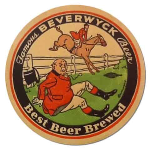 Beverwyck Beer Drip Mat