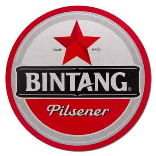 Bintang Beer Mat