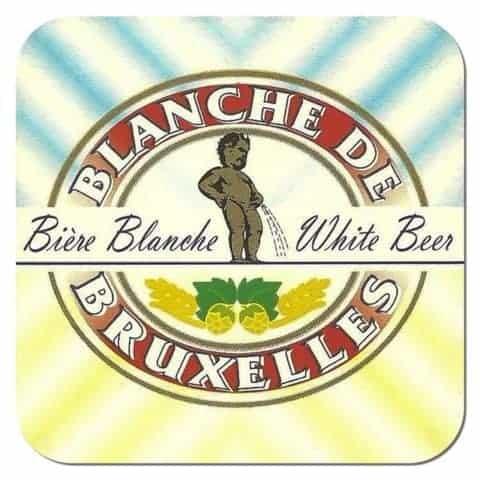 Blanche de Bruxelles Beer Mat