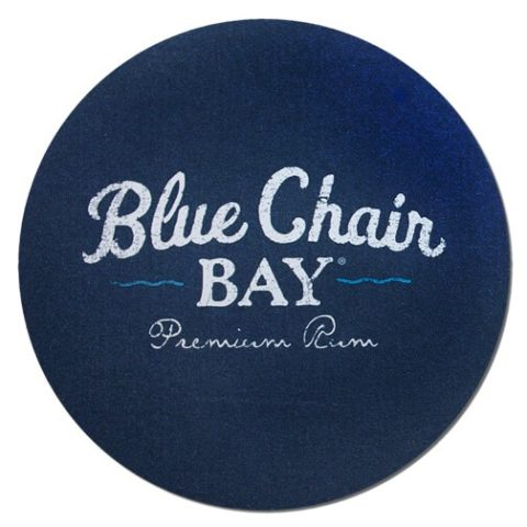 Blue Chair Bay Premium Rum Coaster