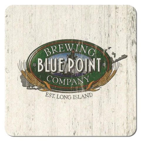 Blue Point Brewing Beer Mat