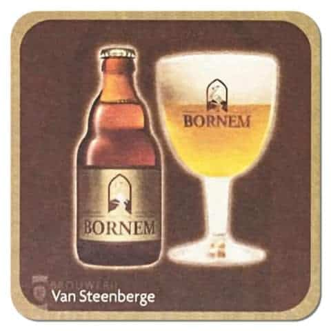 Bornem Beer Mat