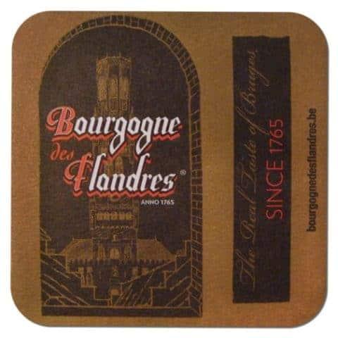 Bourgogne des Flandres Coaster