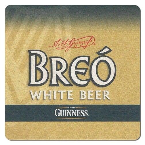 Breó Beer Mat