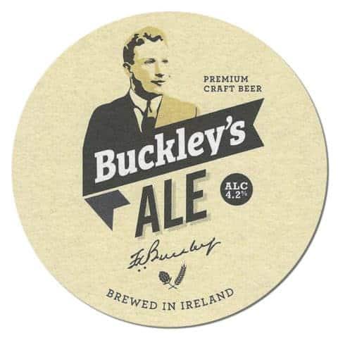 Buckleys Ale Drip Mat