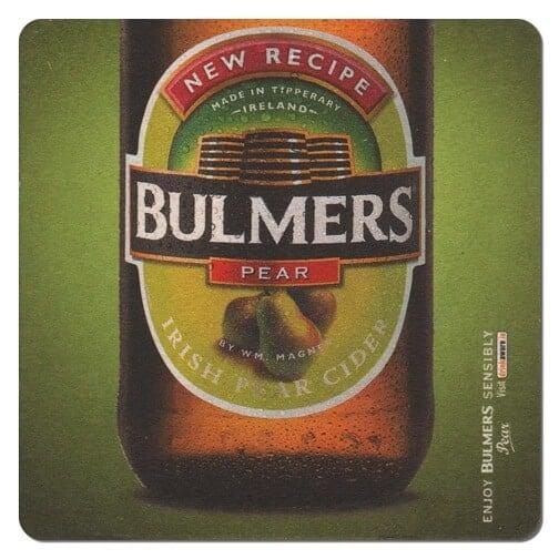 Bulmers Pear Drip Mat Front