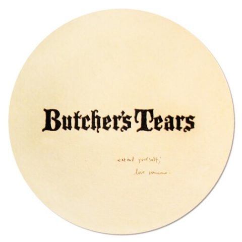 Butchers Tears Beer Mat
