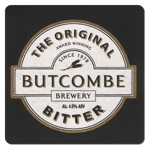 Butcombe Brewery Bitter Drip Mat