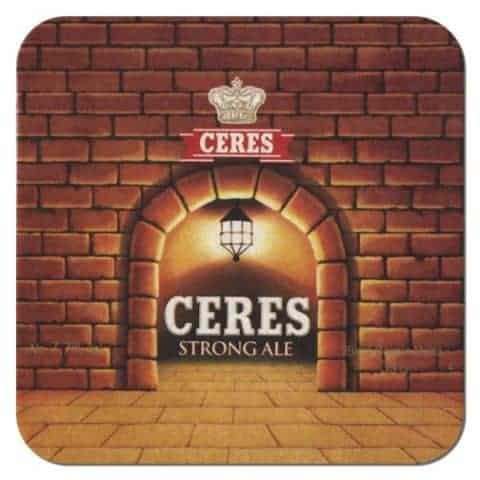 Ceres Beer Mat Front