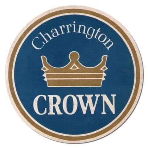 Charrington Crown Beer Mat