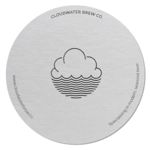 Cloudwater Brew Co Beer Mat