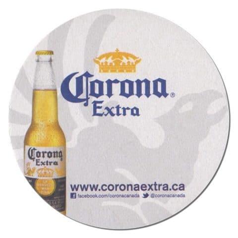 Corona Extra Beer Mat