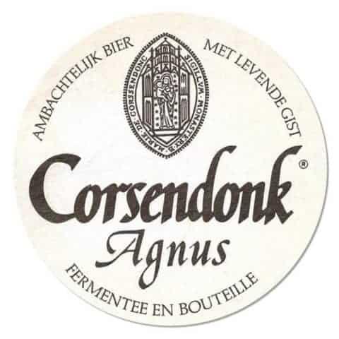 Corsendonk Agnus Beer Mat