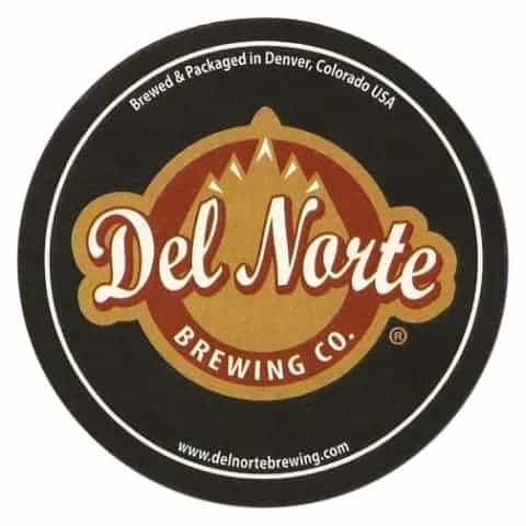 Del Norte Beer Mat