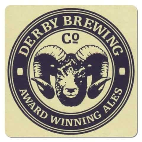 Derby Brewing Beer Mat