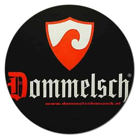 Dommelsch Beer Mat