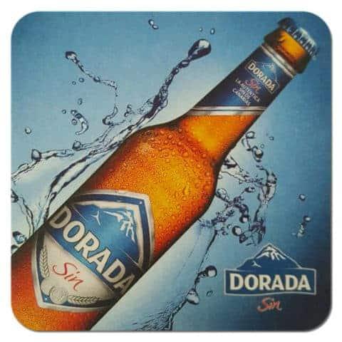 Dorada Beer Mat