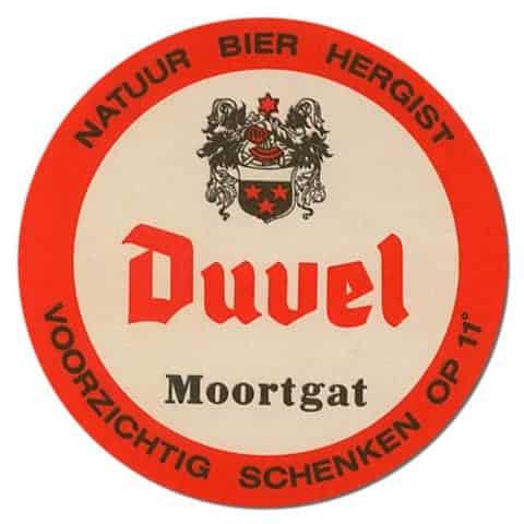 Duvel Beer Mat