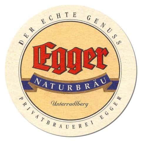 Egger Beer Mat