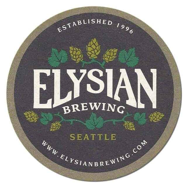 Elysian Brewing Beer Mat