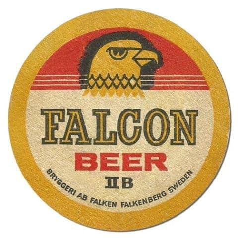 Falcon Beer Drip Mat