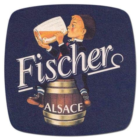 Fischer Beer Mat