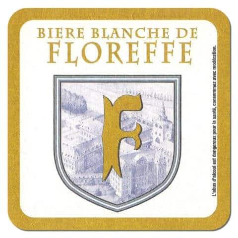 Floreffe Beer Mat