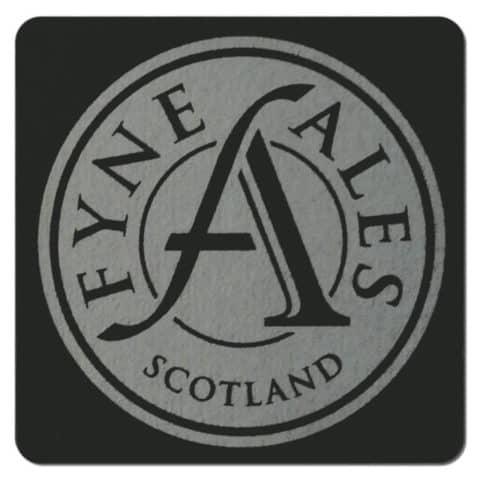 Fyne Ales Beer Mat