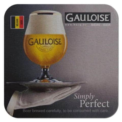 Gauloise Beer Mat
