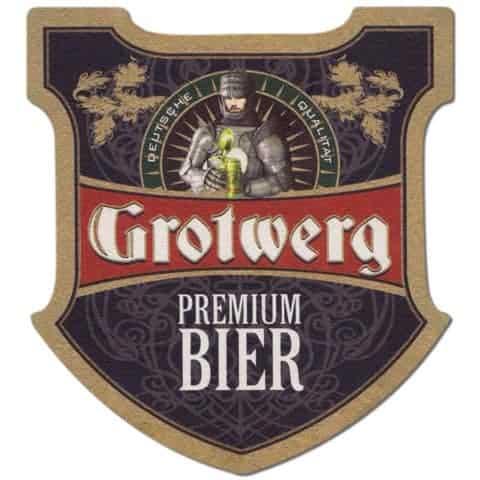 Grotwerg Beer Mat